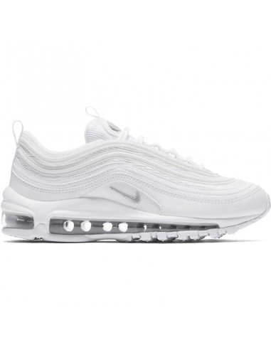 sneaker enfant nike blanc Boys' nike air max 97 (gs) running shoe 921522-100