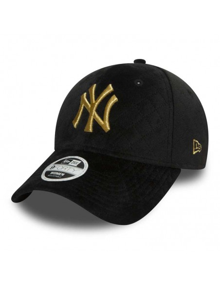 casquette reglable Newera noir Winter pack 9forty 11794533