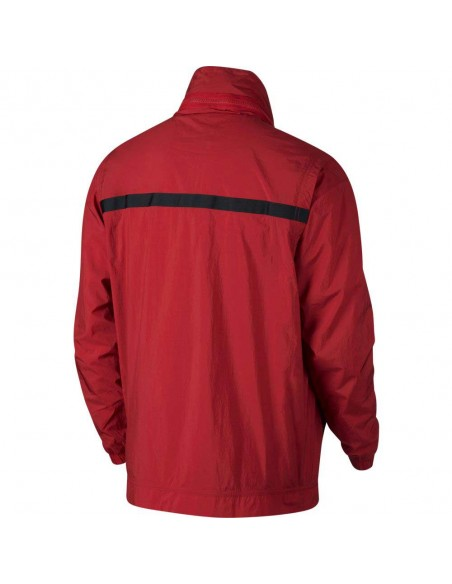 veste Jordan rouge Jordan sportswear wings of flight AH6242-687