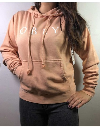 sweat capuche Obey rose Novel obey 2 (212741274)