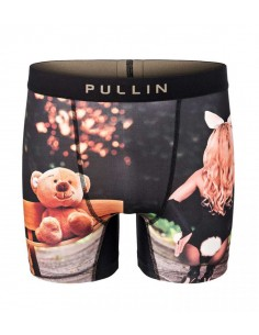 calecon homme pull-in Boxer fashion 2 teddy