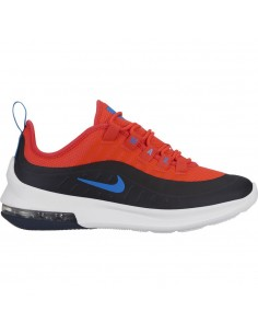 sneaker enfant nike orange Nike air max axis AH5222-601