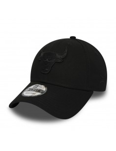 casquette homme newera noir 9forty snapback chibul