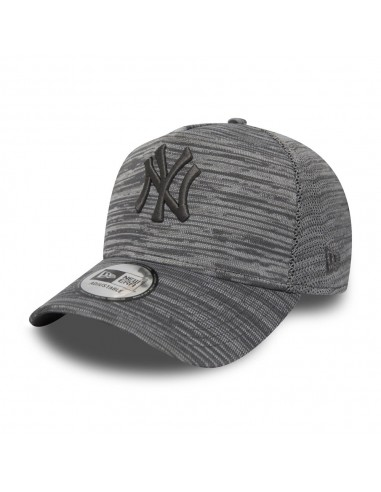 casquette homme newera gris Engineered fit a-frame neyyan
