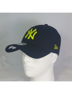 casquette enfant newera noir League essential 940 kids neyyan