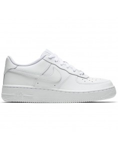 sneaker enfant nike blanc Boys' nike air force 1 (gs) shoe 314192-117