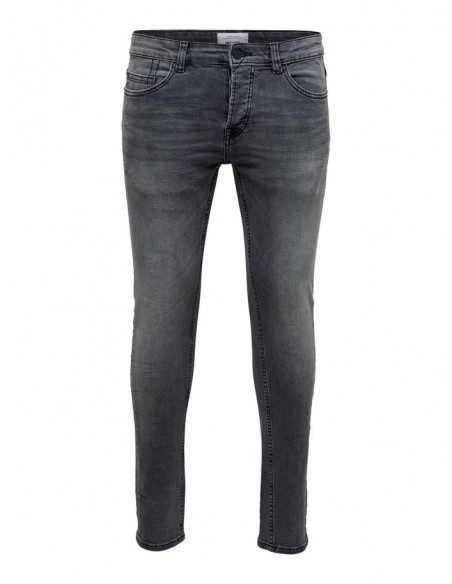 jeans homme only&sons gris Onswarp grey dcc 2051 noos