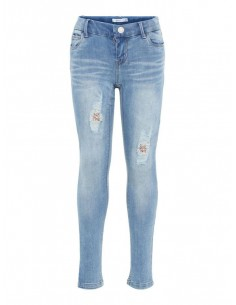 jean's fille name it bleu Nkfpolly dnmtilda 2163 pant noos
