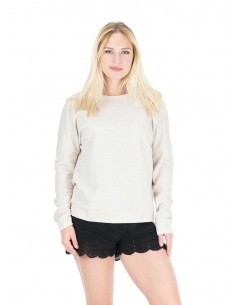 sweat femme picture beige Brook